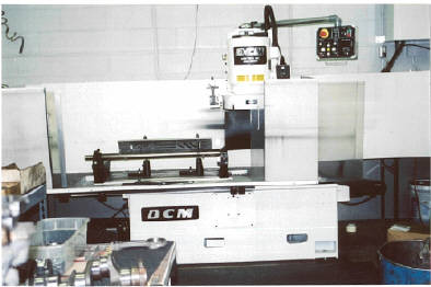 DCM Tech Block and Head Surfacer